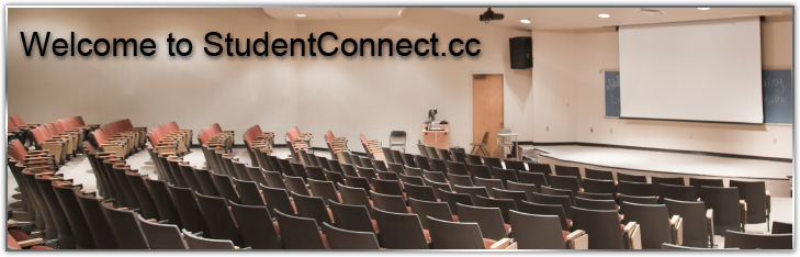 Welcome to StudentConnect.cc